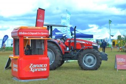 AGCO Retail Finance Partnership accommodates needs of Zambia farm sector to finance farm machinery.j